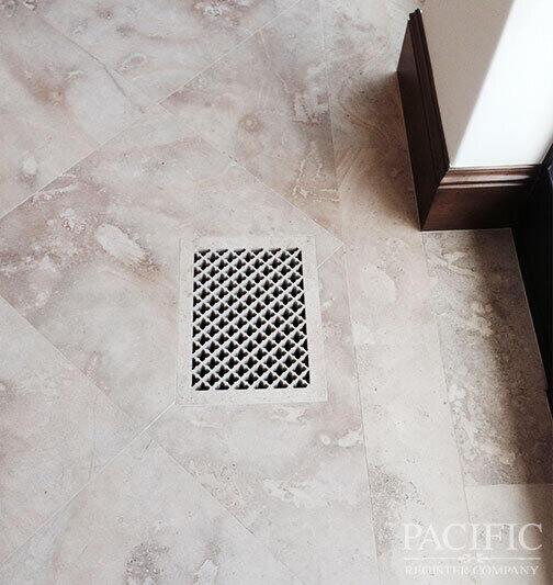 6 floor register examples stone pacific register