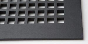 Cast Aluminum Square Heating Registers Wall Ceiling Floor