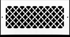 cast aluminum clover pacific register