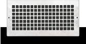 custom square thumb pacific register