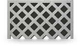 Glass Fiber Reinforced Concrete Window Grilles 3-side frame thumb pacific register