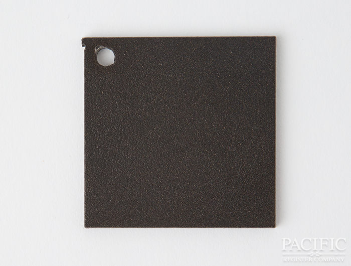 oil rubbed bronze powder coat finish pacific register