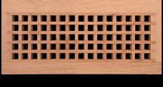 wood register Self Rim