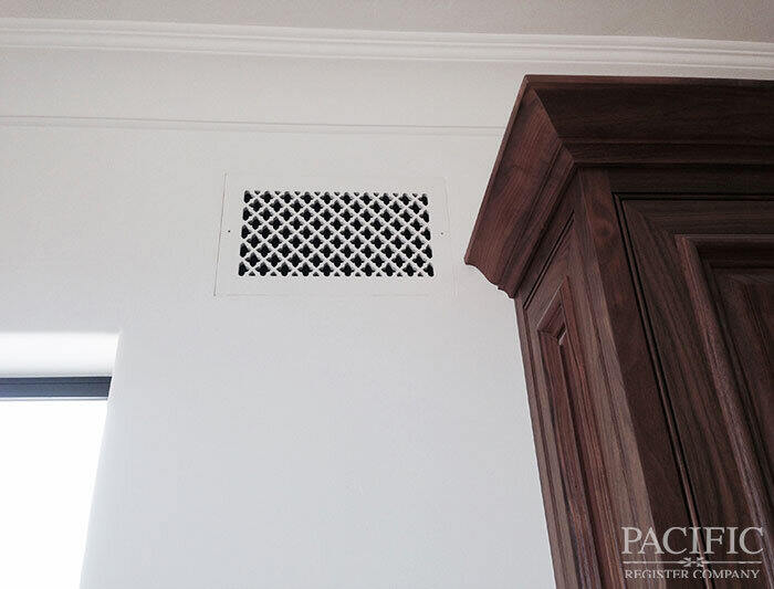 3 flush mount vent pacific register