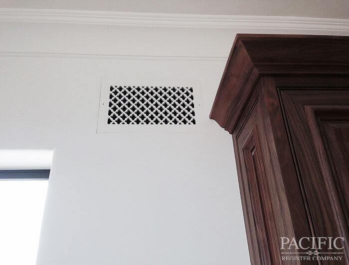 3 flush mount vent pacific register