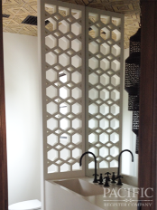 bathroom divider pacific register