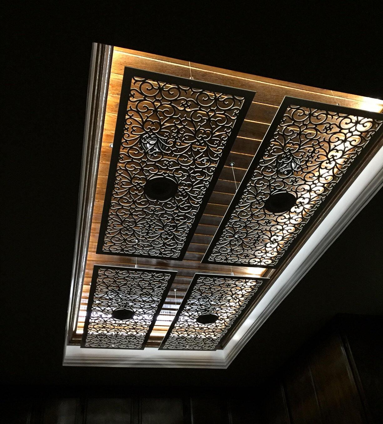 Aluminum Ceiling Panels Pacific Register Company